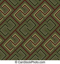 seamless, mönster, med, tyg, struktur