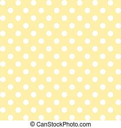 seamless, mönster, prickar, pastell