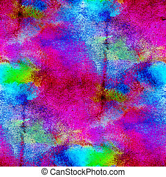 seamless macro texture purple red watercolors with brush strokes