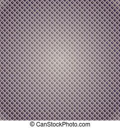 Seamless metal surface pattern.