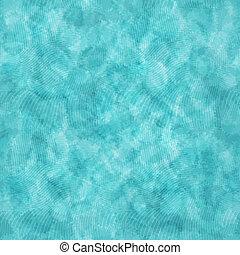 seamless, modèle, bleu, aquarelle