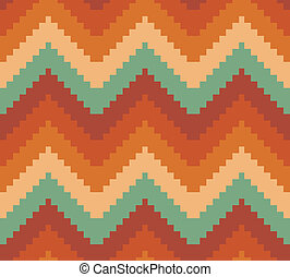 zig zag pattern - Seamless modern chevron zig zag pattern...