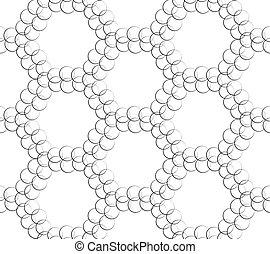 Seamless Monochrome Wallpaper