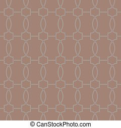 seamless moroccan tile pattern - a unique endless design in...