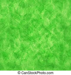seamless, motívum, vízfestmény, zöld