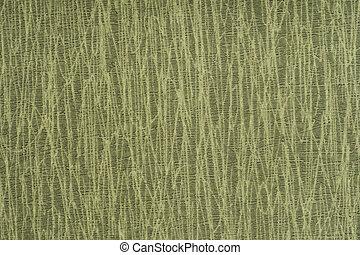 Seamless Mottled Gray Fabric Woven Linen Texture Background