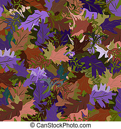 seamless multi-colored camouflage background.