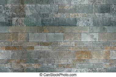 seamless, muro pietra, struttura