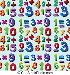 seamless, numeri