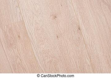 Seamless Oak laminate parquet floor