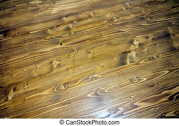 Seamless oak laminate parquet floor texture background.
