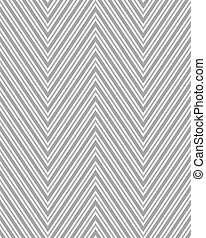 Seamless of zigzag pattern