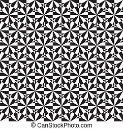 seamless, op, 예술, 나선형의 패턴
