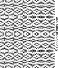 seamless optical art pattern vector background