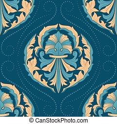 tapete orientalische steigung wallpaper bunte clipart vektor suchen sie nach zeichnungen. Black Bedroom Furniture Sets. Home Design Ideas