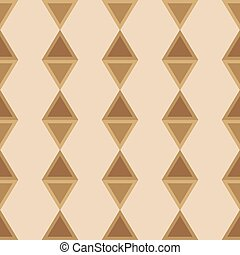 seamless ornament diamonds color transition- vector illustration