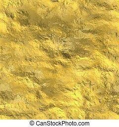 seamless, oro, textura