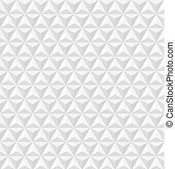 seamless, přesný, geometrický, abstraktní, model