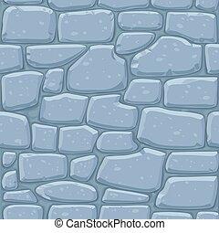 seamless, padrão, de, masonry., pedra
