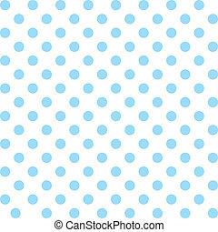 seamless, padrão, pontos polka, pastel
