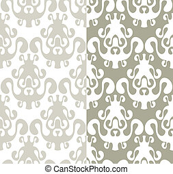 cigogne blanc papier peint vol seamless papier peint clipart vectoris recherchez. Black Bedroom Furniture Sets. Home Design Ideas