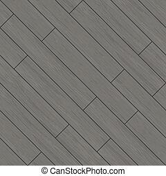 Seamless Parquet Wooden Flooring