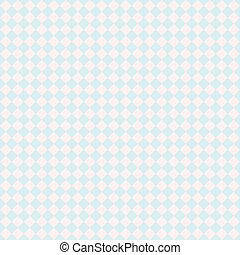 Seamless pastel pink and green gift rhombus pattern background