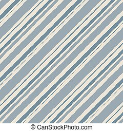 Seamless pastel watercolor brush striped color pattern
