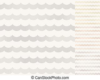 seamless pastel wave pattern