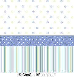 seamless, patrón, papel pintado
