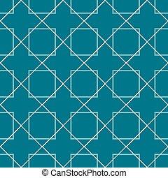 seamless, pattern., γαλάζιο φόντο