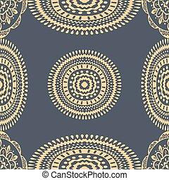 Seamless pattern backgroun