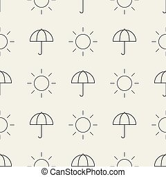 Seamless pattern background. Abstract and Classical concept. Geometric creative design stylish theme. Illustration vector. Black and white color. English alphabets shape for National children day