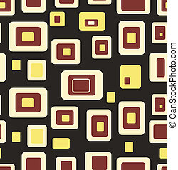 Seamless pattern geometric background