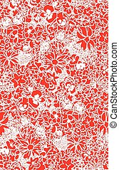 Seamless pattern beautiful decorative vector lace