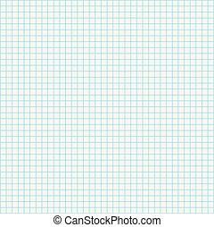 Seamless Pattern Checked School Paper - Seamless pattern ...
