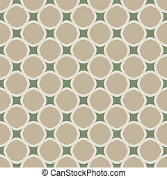 Seamless pattern design with dark colors