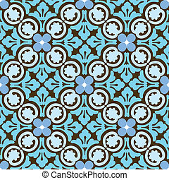 Seamless pattern. EPS 10 vector file included
