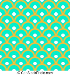Seamless pattern for background design