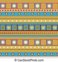 seamless pattern for children