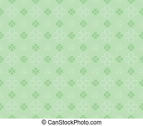 pattern for St. Patrick's Day