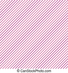 Seamless pattern from diagonal lines