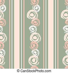 Seamless pattern grunge hand draw.