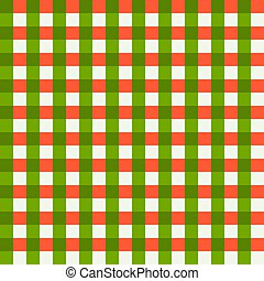 Seamless pattern Italian colors background vector for your design