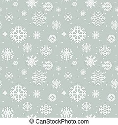seamless, pattern., jul