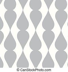 Seamless pattern monochrome vector background