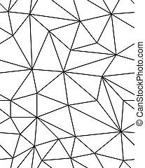 geometric mesh texture