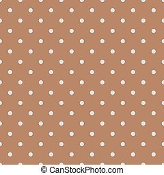 Seamless pattern of gray circles ordered