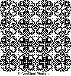 Seamless pattern of squares.