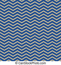 Seamless Pattern of Waves